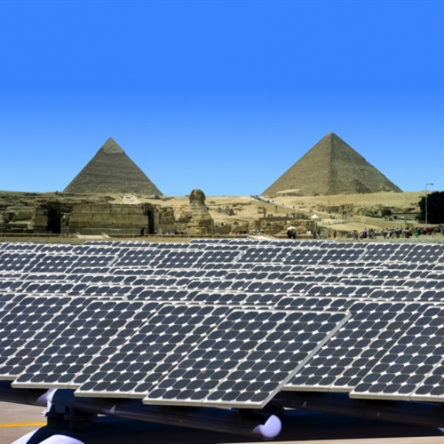 IFC Board Approves Investment in World's Largest Solar Photovoltaic Generation Park in Egypt
