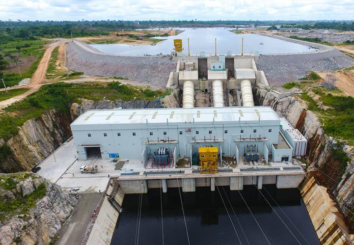 Chinese to built dam in Cote d'Ivoire