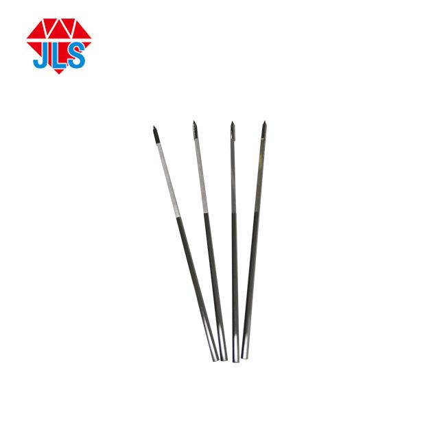 Carbide needles