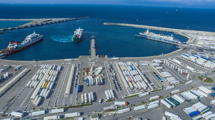 Morocco's Ports Recorded 88 Million Tons of Activity in 2019