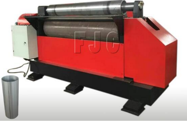 Steel Plate Rolling Machine with Two Rollers- buying leads