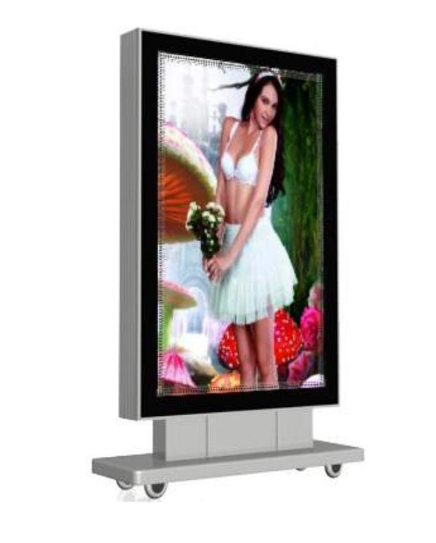 Outdoor Waterproof Scrolling LED Light Box Gd02 - buying leads