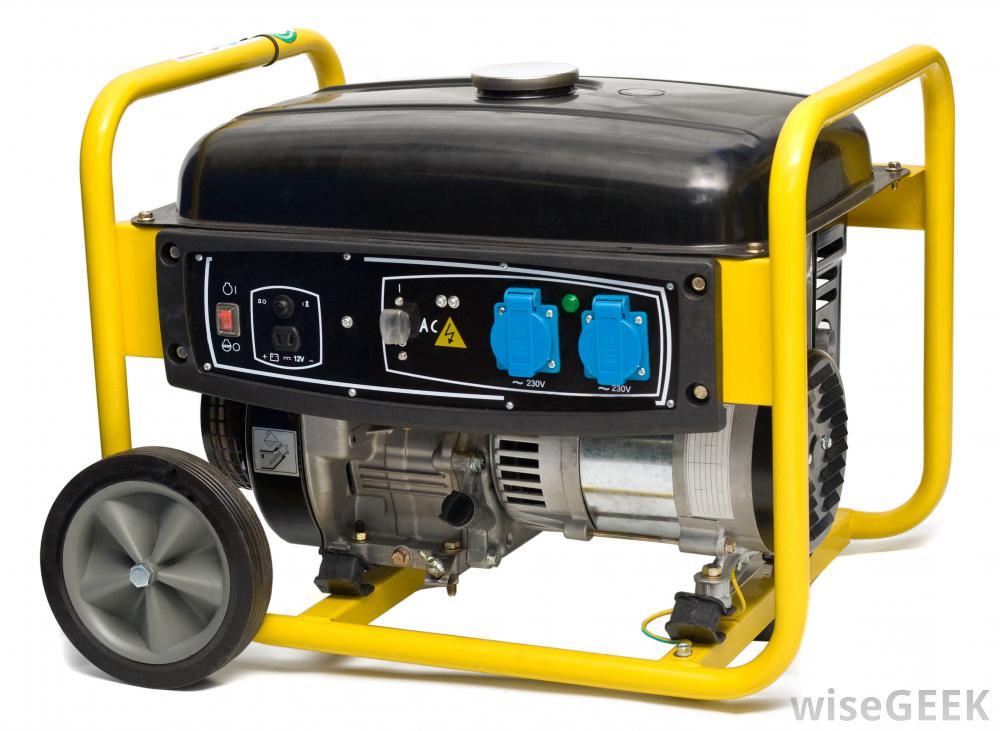 electric generators. photo show electric generators a