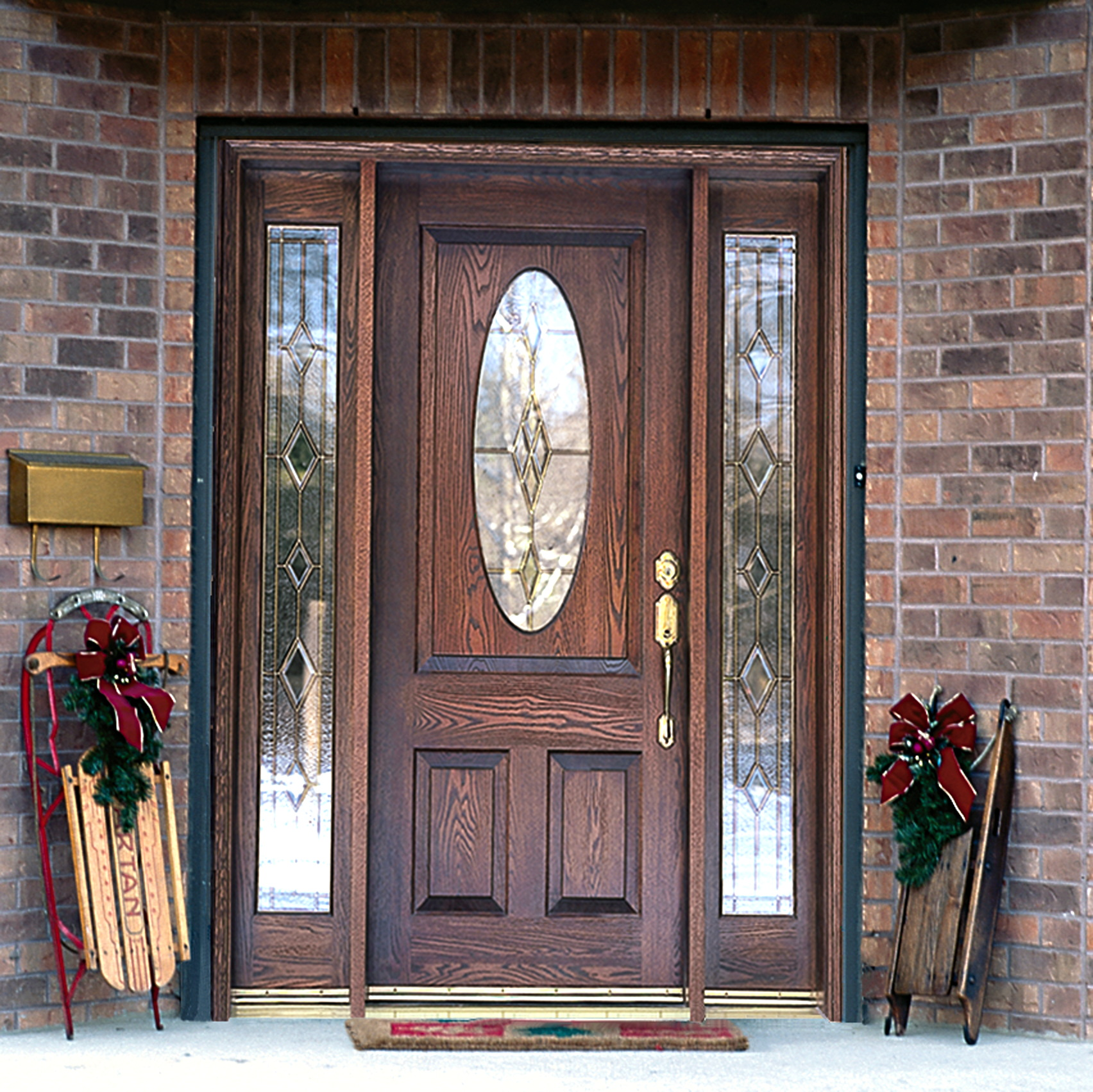 Beautiful solid wood exterior doors wanted purchase for Beautiful wood front doors