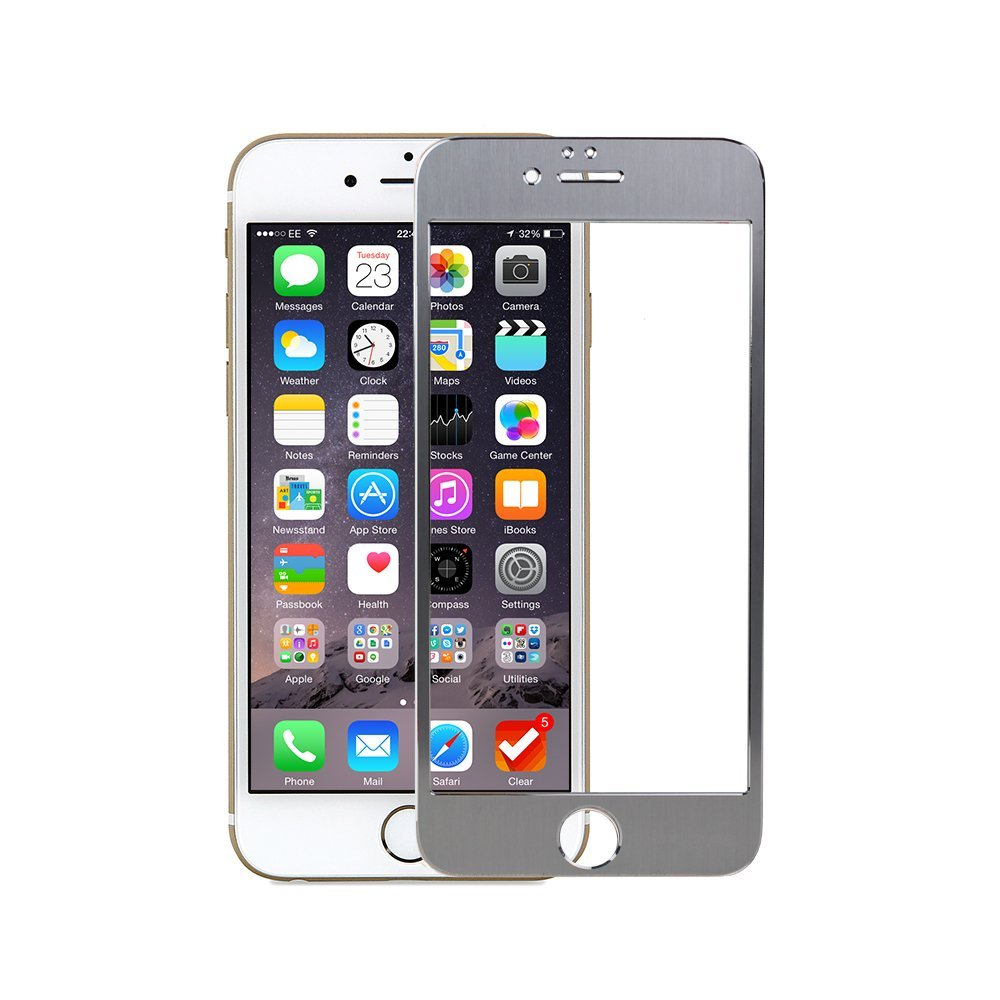 iPhone 6 Tempered Glass Screen Scratch Protector Guard ...