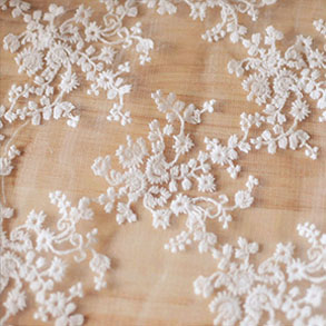 Tricot Lace Fabric for Underwear