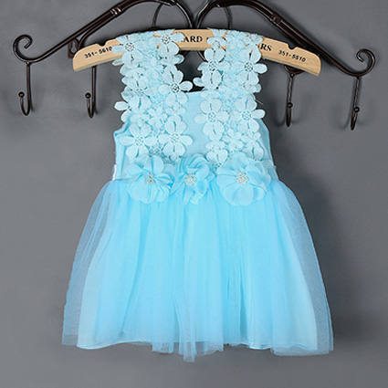 Children′s Apparel Clothing Garment Girls Dress
