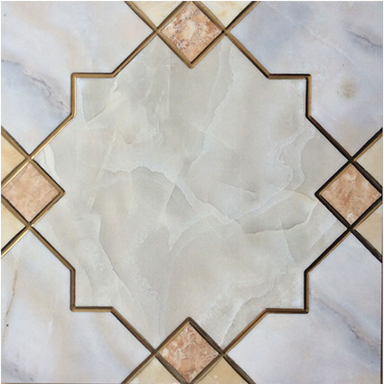 Polished / Travertine Tile (T6001)