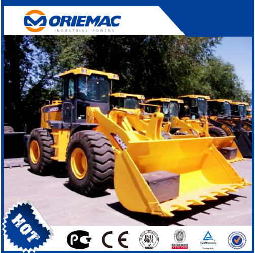 Best Seller XCMG Brand New 5ton Wheel Loader Lw500f