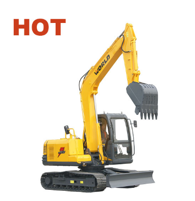 8.5ton Crawler Type Hydraulic Excavator (W285)