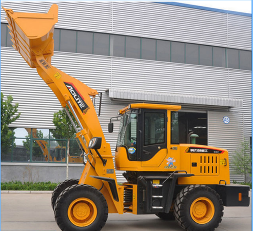 China Factory Cheap Bucket Wheel Loader with 1800kg for Sale
