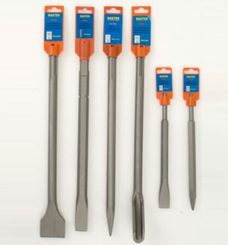 SDS-Plus Round Body Chisels