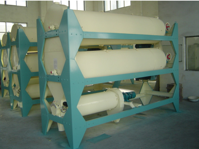 International Standard Indented Cylinder Machine