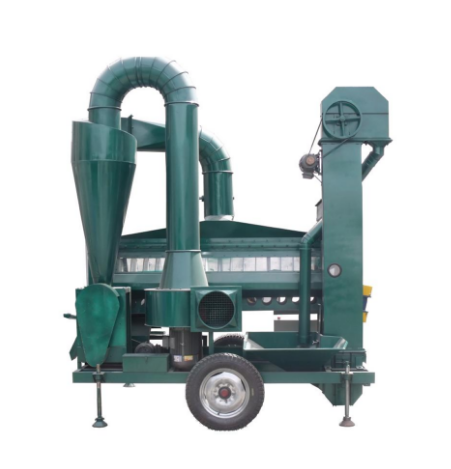 Wheat Corn Seed Gravity Separator with Cyclone