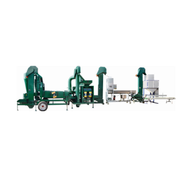 Grain Seed Cleaning Processing Machine