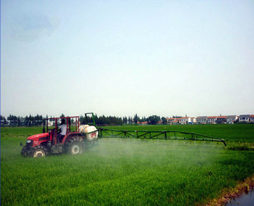 Spray Rod Type Spraying Equipment