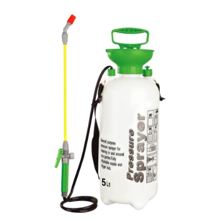 The Newest Pressure Sprayer 5L (TM-05C)