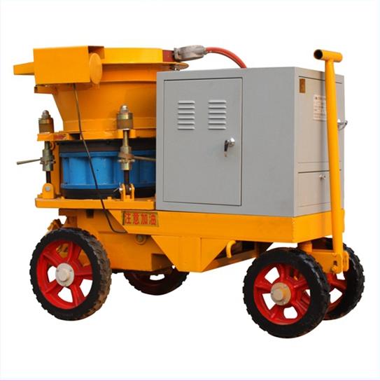 Dry and Wet Type Concrete Shotcrete Machine
