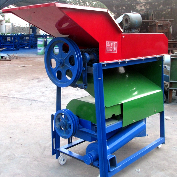 Hot Selling Corn Threshing and Peeling Machine with Lowest Price