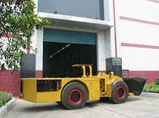 Diesel LHD for Underground
