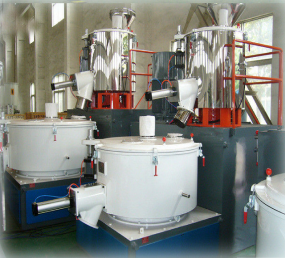 500L / 1000L High Speed Mixers