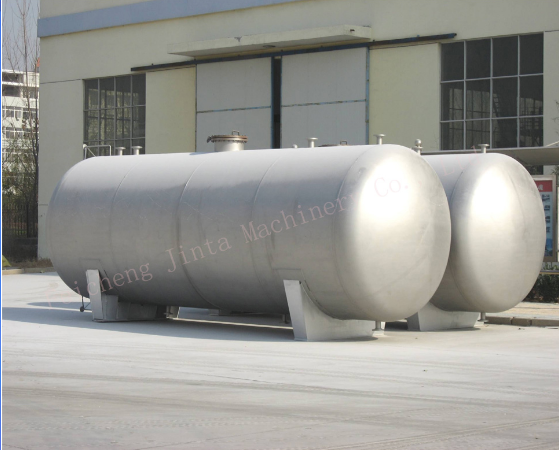 High Effect Pressure Vessel