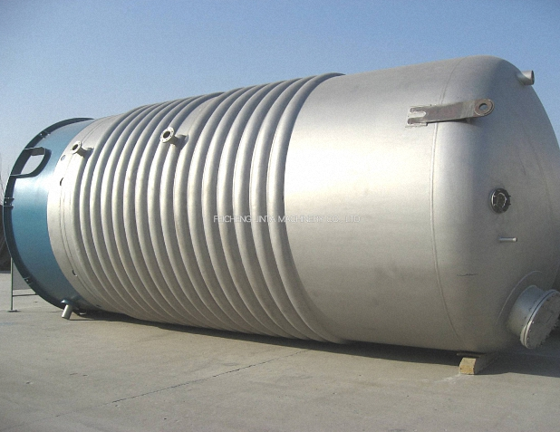 High/Low Presssure Stainless Steel Pressure Vessel/Storage Tank for Sale