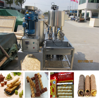 Wafer Stick Making Machine