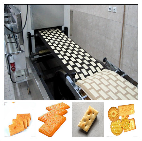 Biscuit Making Machine Production Line