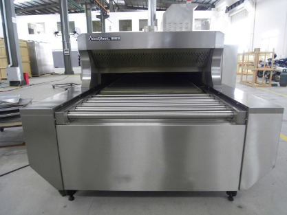 Electric Diesel Bread Baking Tunnel Oven (QLB-140Q)