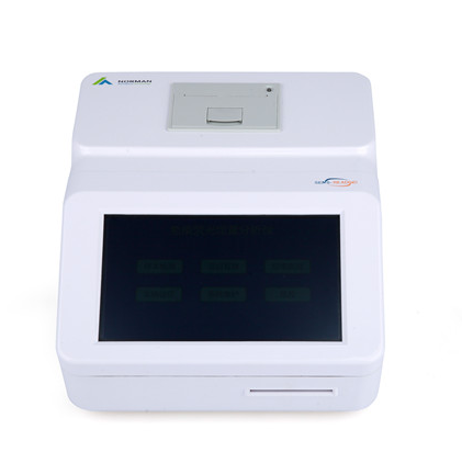 Immunofluorescence Assay Analyzer Blood Chemistry Test Instrument