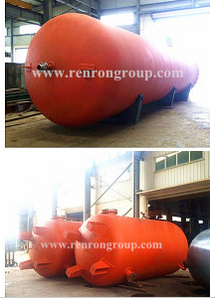 China Customized ODM/OEM Design Portable Air Tank
