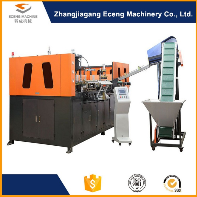 500ml-2L Pet Bottle Blowing Molding Machine