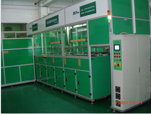 Full Automatic Ultrasonic Cleaning Equipment with Multi Tanks