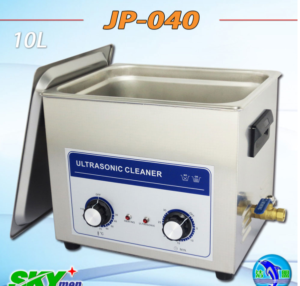 10L Ultrasonic Washing Machine with CE, RoHS (JP-040)