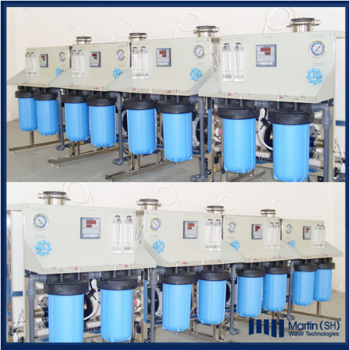 RO Water Purifier for School (MERO-800)