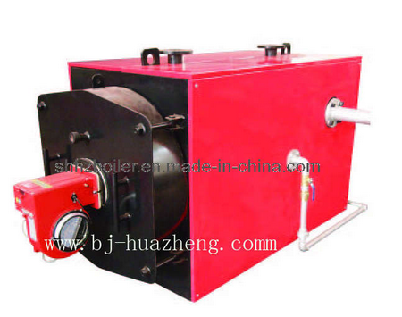 Oil (Gas) Fired Hot Water Boiler