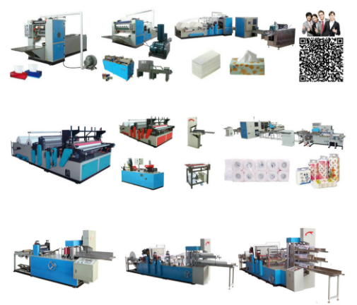 China Supplier of Tissue Paper Machine
