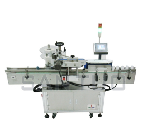 Cone Shaped Bottle Labeling Machine/Labeler