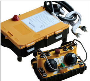 F24-60 Industrial Radio Dual Joystick Crane Remote Controller
