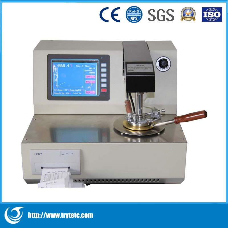 Automatic Pmcc Flash Point Tester-Flash Point Tester-Oil Testing Instrument