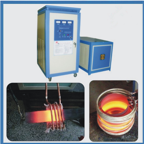 Electric Induction Heating Machine for Annealing