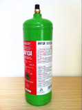 Small Recyclable Can 1600g Refrigerant Gas R410A for European Market
