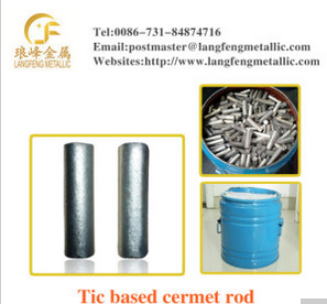 Ferro-Tic Carbide, Filler Material for Welding