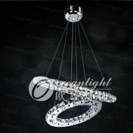 2013 Canadian high power LED crystal chandelier OM88013