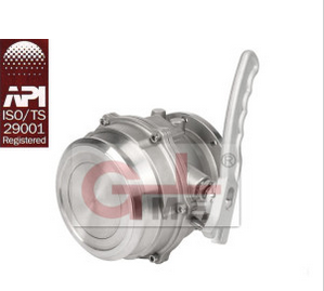 Stainless Steel API Openable Adaptor Valve (H806D-100)