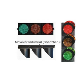 Diameter 300mm RYG LED Traffic Signal Light