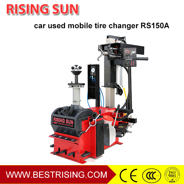 Car repair used mobile tire changer for sale