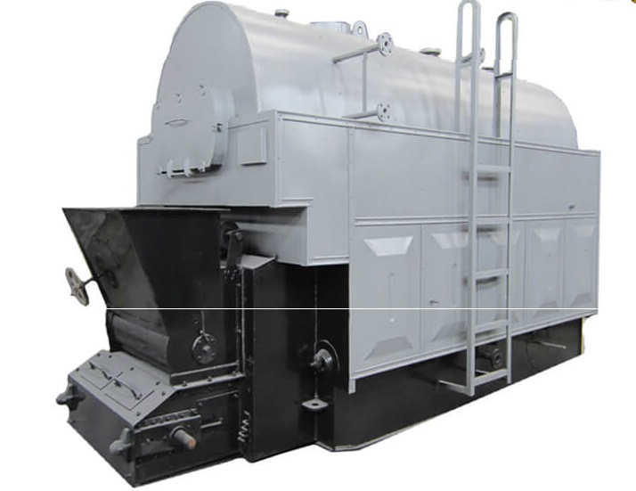 Qingdao East Power Wood Rice Husk Fired Steam Boiler