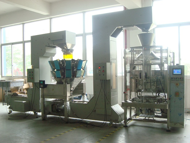 China Professional Grain Packing Machine with Ce